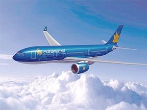 Vietnam Airlines ưu đãi vé bay gia đình ở các chặng nội địa