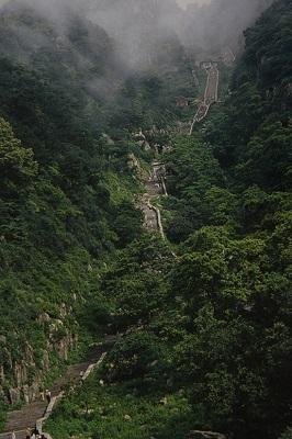 Hùng vĩ như núi Thái Sơn