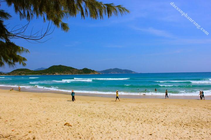 Bình Tiên - bãi biển đẹp nhất miền Trung