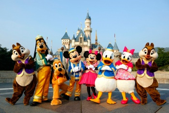 Du lịch Trung Quốc, HongKong - Disneyland - Bảo Tàng Sáp