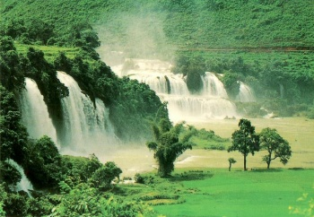 Cao Bằng - Bắc Cạn - Lạng Sơn