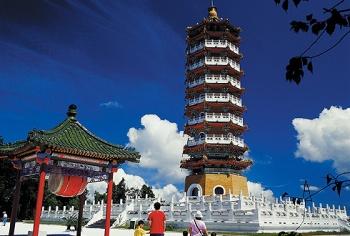 Đài Bắc - Nam Đầu - Đài Trung - Cao Hùng - Đài Nam