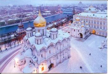 Nước Nga cổ kính – Vành đai vàng