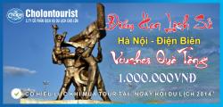 Cholontourist Tưng Bừng Khuyến Mãi Và Nhiều Chương Trình Đặc Biệt Tại Ngày Hội Du Lịch Lần Thứ 10