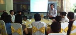 Cholontourist tập huấn kỹ năng viết bài PR