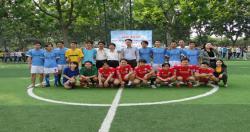 Giải Bóng Đá Cholontourist Lần 3 - 2013