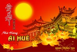 Rút Thăm Trúng Thưởng Cùng Bánh Trung Thu Nhà Hàng Ái Huê