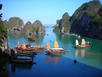 Hà Nội - Ninh Bình - Tràng An - Hạ Long - Yên Tử