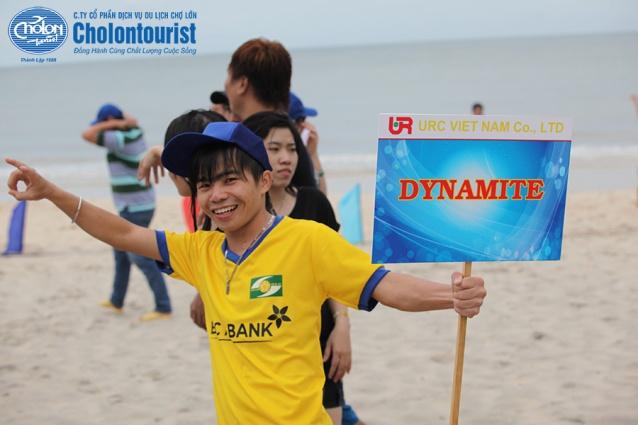 UR Du Lịch Phan Thiết - Hàm Thuận Nam 09/2013