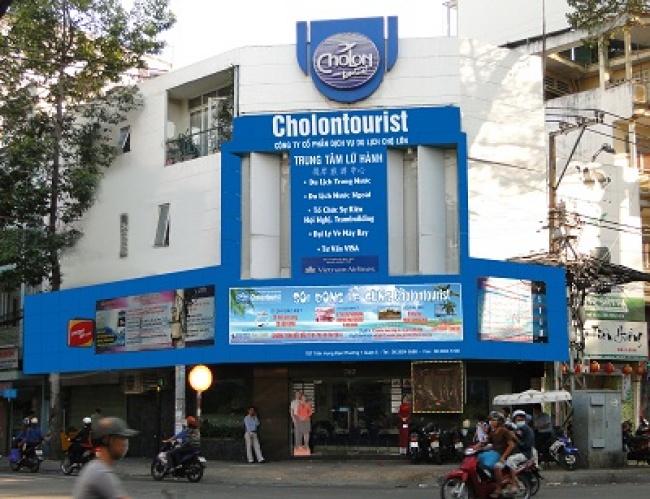 Giới thiệu công ty Cholontourist