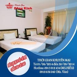 Khách Sạn Đông Kinh – Tiêu Chuẩn 3 Sao Gía 2 Sao