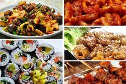 Ăn gì ở Hàn Quốc ? 10 món bạn không thể bỏ qua khi đến đây