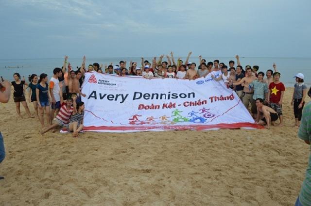 Công ty TNHH Avery Dennision