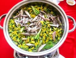 Những món ngon từ rau dại của miền Tây mùa nước nổi