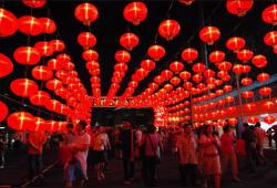Những lễ hội ngày Tết Nguyên Đán của Singapore