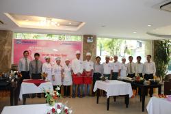"""Cholontourist chào mừng 8-3 & Hội thi """"Bếp chuyên nghiệp"""""""