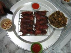 Những món khô miền Tây thử gan thực khách