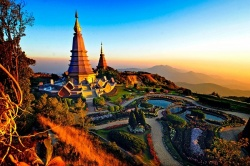 10 điểm du lịch hấp dẫn bật nhất châu Á