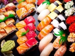 Hãy bỏ qua những quan niệm và thưởng thức sushi