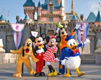 Du lịch Nhật Bản, Vui Hè Tại Disneyland Nhật Bản