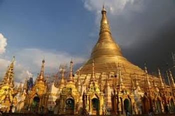 Du Lịch Myanmar - Yangon - Bago - Kyaikhtiyo