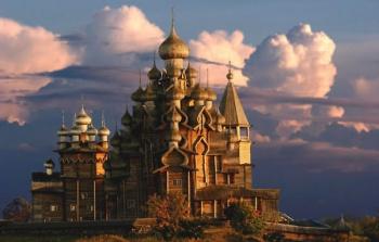 Mùa Thu Vàng Trên Dòng Sông Volga
