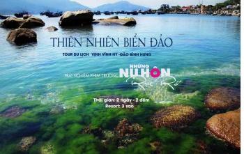 Tour du lịch Vịnh Vĩnh Hy - Đảo Bình Hưng