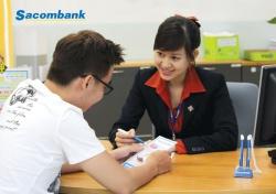Ưu đãi đặc biệt dành cho chủ thẻ Sacombank khi mua bánh Trung thu Ái Huê