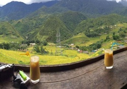 Gợi ý những quán cà phê có thể ngắm nhìn khung cảnh đẹp ở Sa Pa