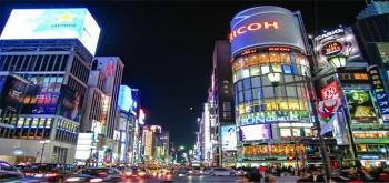 Du lịch Nhật Bản, Vui xuân trên