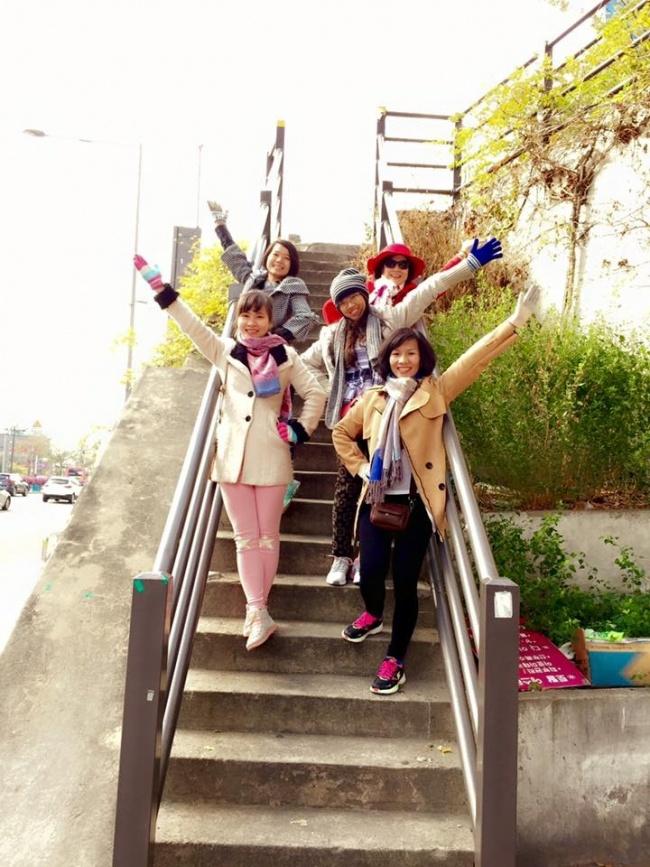 Sacombank - Lãng mạn mùa thu Hàn Quốc