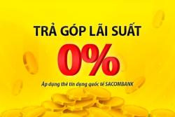 Mua tour trả góp lãi suất 0%