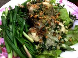 Cháo cá lóc rau đắng món ngon đậm chất miền Tây