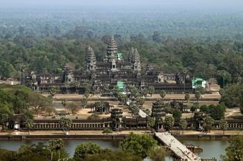 Du lịch Campuchia – Chùa tháp linh thiêng Angkor