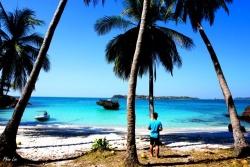 Khám phá thiên đường biển ở đảo Móng Tay
