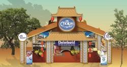 Nhiều ưu đãi và quà tặng hấp dẫn tại gian hàng Cholontourist Ngày hội Du lịch TPHCM
