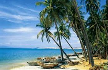 Phan Thiết - Đồi Cát Bay Và Biển Ấm