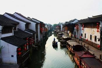 Bắc Kinh-Thượng Hải-Hàng Châu-Tô Châu
