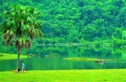 Hồ Noong - Hà Giang ấn tượng khó quên
