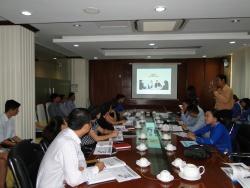 Cholontourist tổ chức tập huấn kỹ năng Sale & Marketing