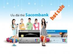 Ưu đãi hè dành cho chủ thẻ Sacombank