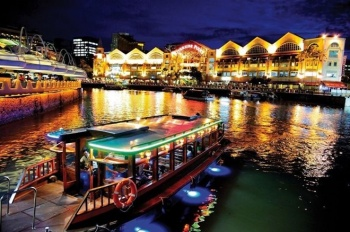 Singapore : Khám phá Sentosa – Garden By The Bay – Merlion Park
