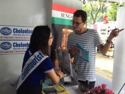 Cholontourist tham gia lễ hội Thành phố Hồ Chí Minh – Phát triển và hội nhập