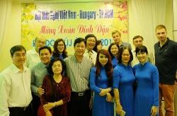 Cholontourist cùng Họp mặt Hội Hữu Nghị Việt Nam - Hungary
