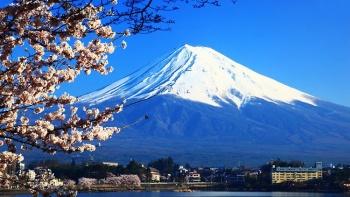 Nhật Bản - Mùa hoa anh đào