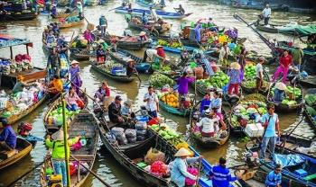 Du lịch Cần thơ, Sông nước miền Tây