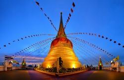 Ghé thăm nơi linh thiêng bậc nhất Thái Lan – Chùa Núi Vàng