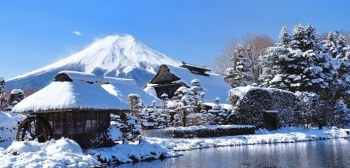 Du lịch Nhật Bản, CHƯƠNG TRÌNH DU LỊCH THỎA THÍCH CHƠI ĐÙA TRÊN TUYẾT YAMANASHI - TOKYO