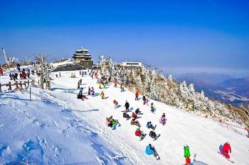 HÀN QUỐC 4N4Đ – Trượt Tuyết