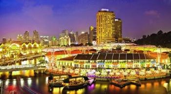 VUI CHƠI- GIẢI TRÍ TẠI QUỐC ĐẢO SƯ TỬ SINGAPORE